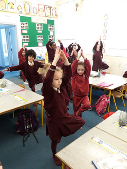 First Class Yoga
