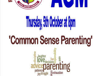 Parents' Association Meeting