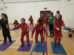 Fitness Test with Davitt College