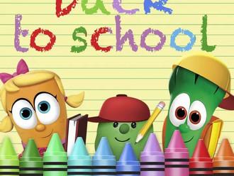 Fáilte ar ais! Welcome back on Thursday August 31st at 9 am!