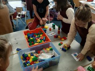 Station Learning in Junior Infants