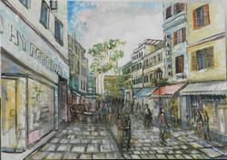 Main Street, Gib 2012