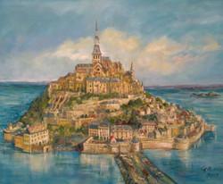 41 Mont Saint Michel 75X95 2012