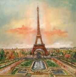 32 Tour Eiffel 100X100 2017