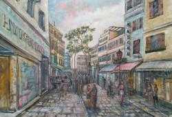 43 Main Street Gibraltar 70X100 2012