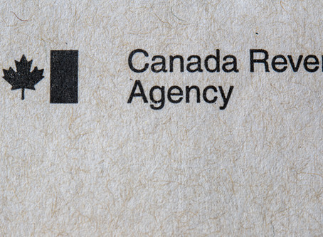 CRA TAX COMPLIANCE - What you need to know