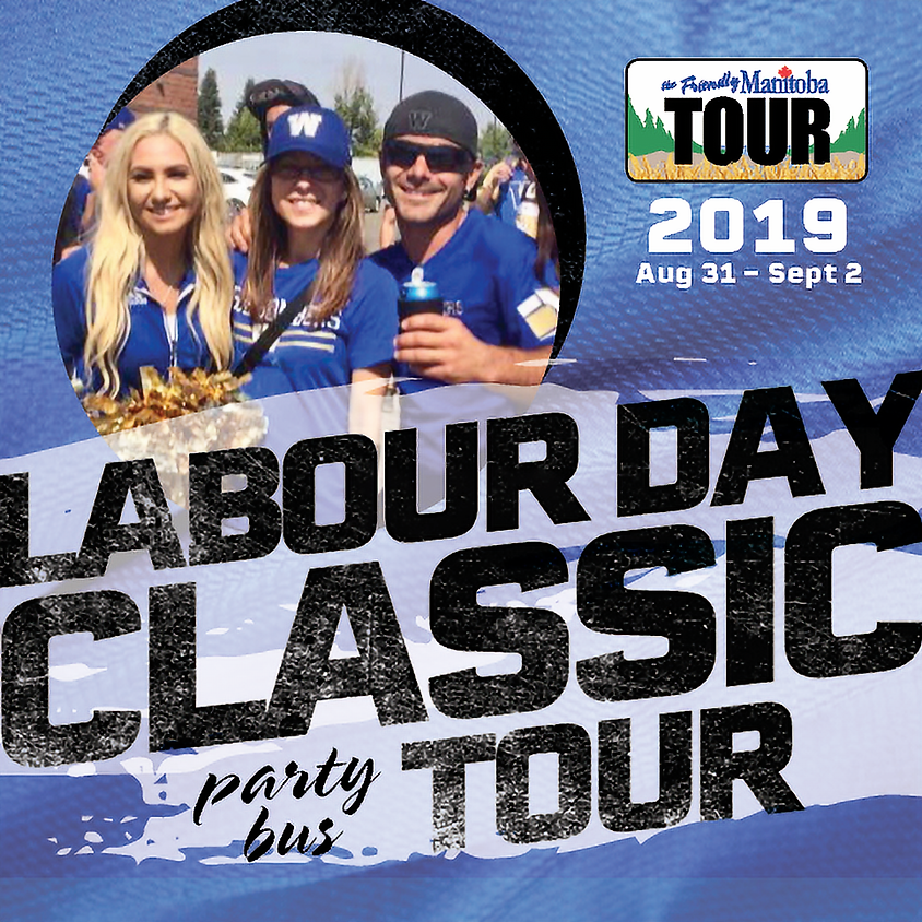 2019 Labour Day Classic #PartyToba Bus Tour