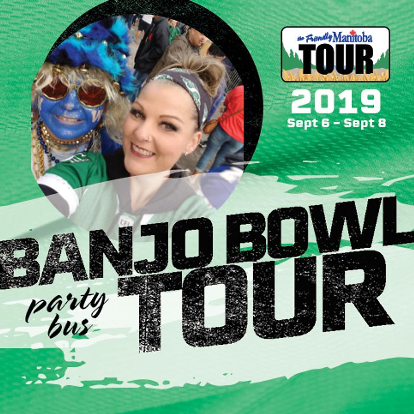 2019 Banjo Bowl #PartyToba Bus Tour
