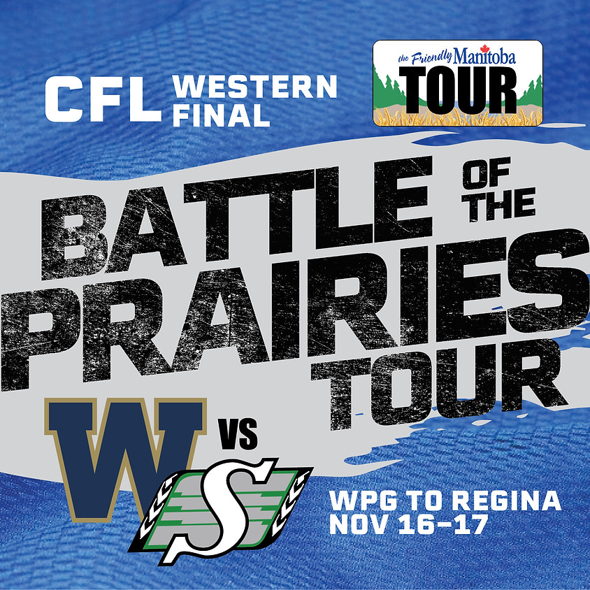 Western Finals - Winnipeg @ Regina