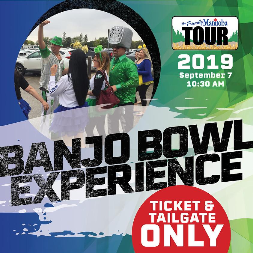 2019 Banjo Bowl Experience