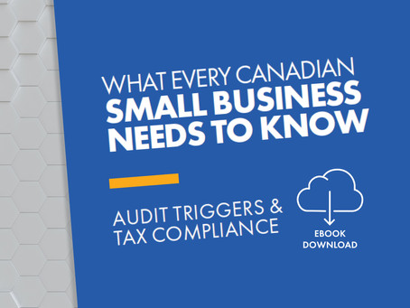 What Every Canadian Small Business Needs to Know: Audit Triggers and Tax Compliance.