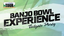 Banjo Bowl Experience Tailgate