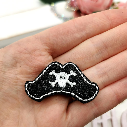 Pirate Hat Felties (Pack of 4)