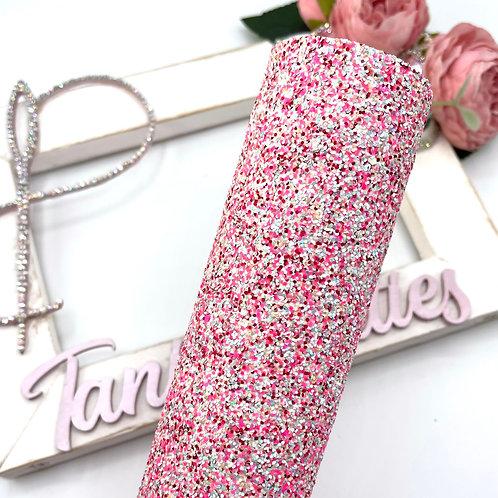 Candy Cane Chunky Glitter