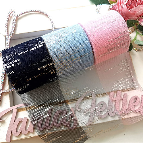Tulle - 6cm Wide