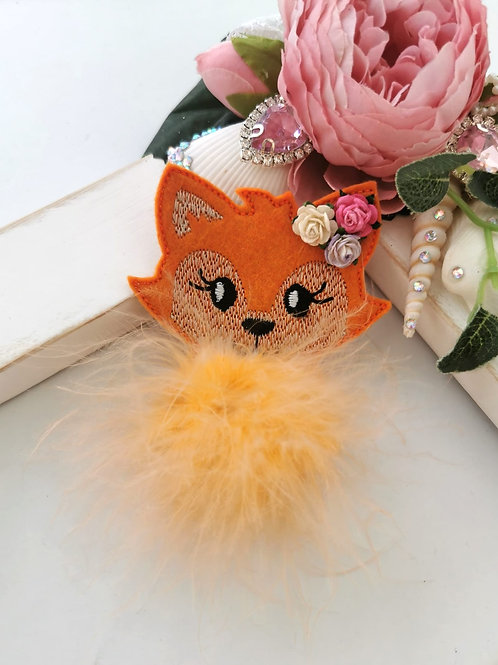 Fuzz-tums!! Florence Fox Cub