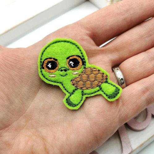OMG! Turtle Feltie (Pack of 4)