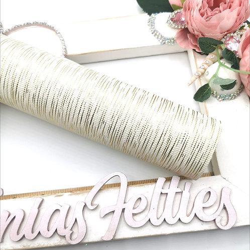 Vanilla Ice Leatherette
