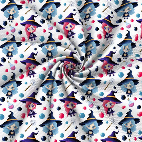 Little Witch Bullet Fabric