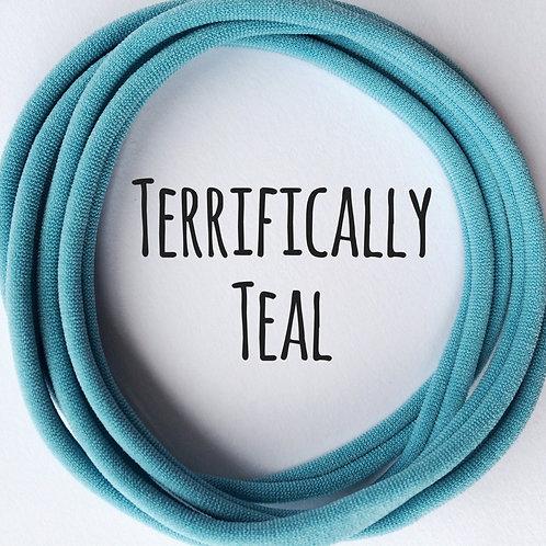 Terrifically Teal- Dainties®