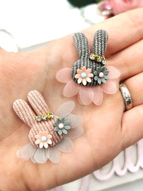 Ballerina Bunny Embellishments