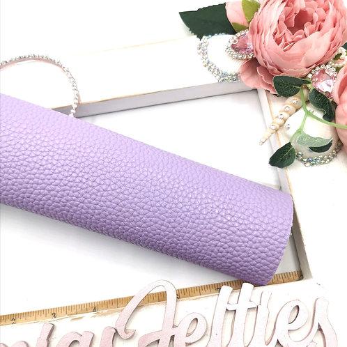 Litchi Purple Leatherette
