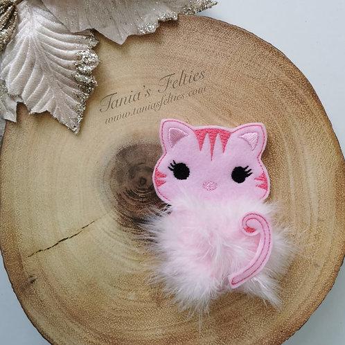 Fuzz tums!! Kitty Cat