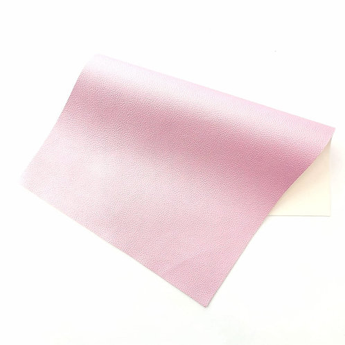 Perfect Pink Leatherette
