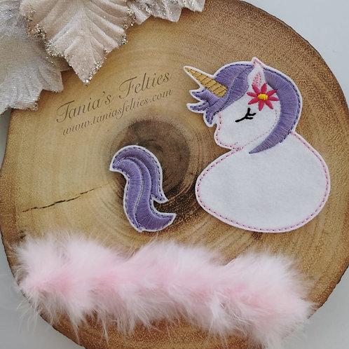 Fuzz-tums!! Candy Unicorn