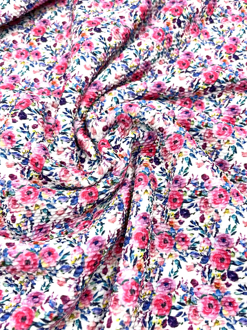 Classic Floral Bullet Fabric