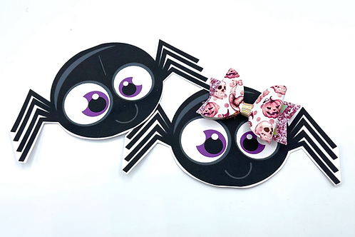 Hairbow Display Cards (Spider)