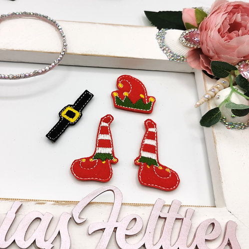 Elf Bow Parts (Red)
