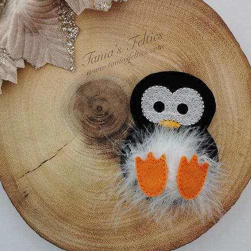 Fuzz tums!! Pedro Penguin