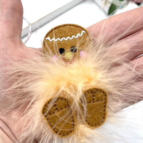 Fuzz-tums!! Gingerbread