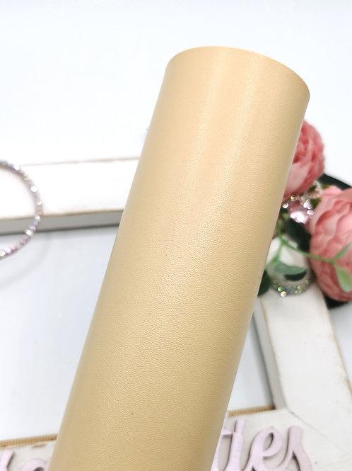 Buttermilk Cream Leatherette