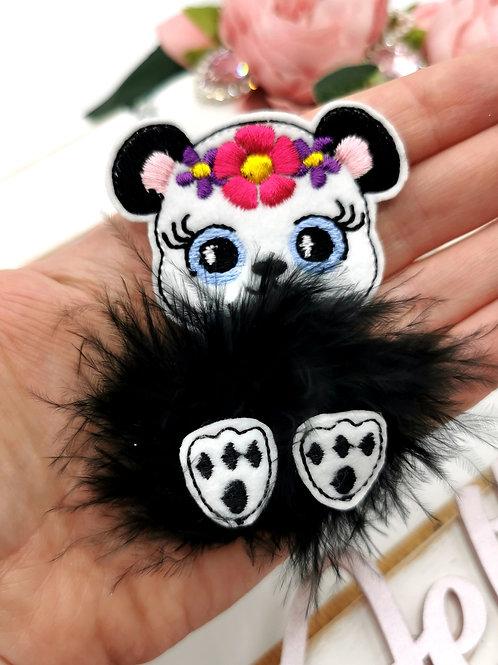 Fuzz-tums!! Penelope Panda