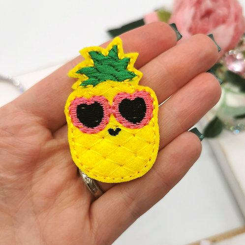 Pepe Pineapple Felties (Pack of 2)