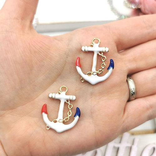 Nautical Anchor Charm