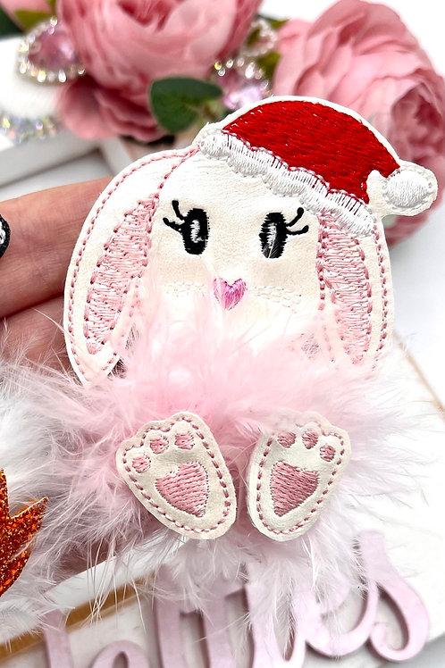 Fuzz-tums!! Holiday Bunny