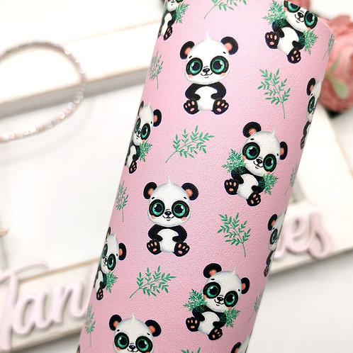 OMG! Leatherette (Panda Pink)
