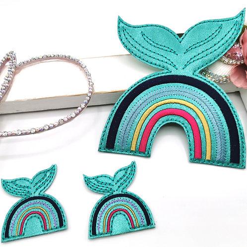 Mermazing Rainbow Bow Holder