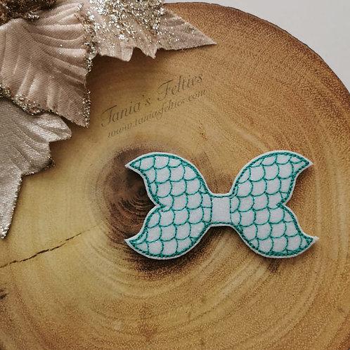 Mermaid Mystique Bow Tails