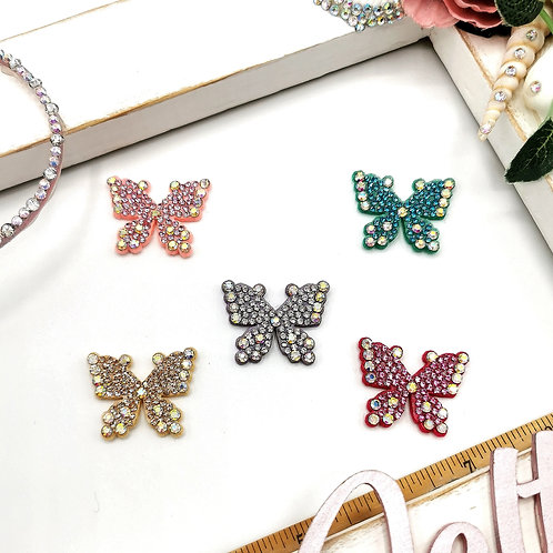 Embellished Butterfly Applique