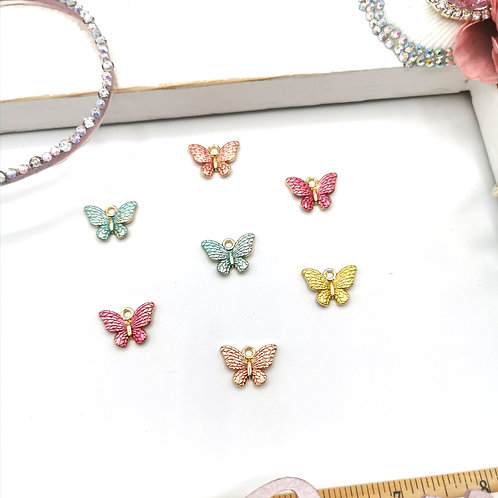 If I Were a Butterfly Charm