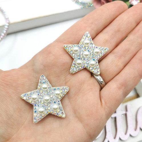 Embellished Star Applique
