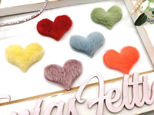 OMG! Furry Love Hearts