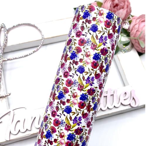 Flower Power Leatherette