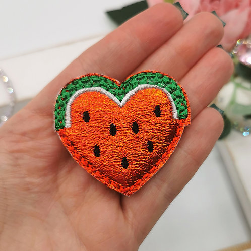 I Heart Watermelons Felties (Pack of 2)