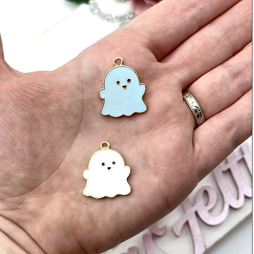 Boo Ghost Charm