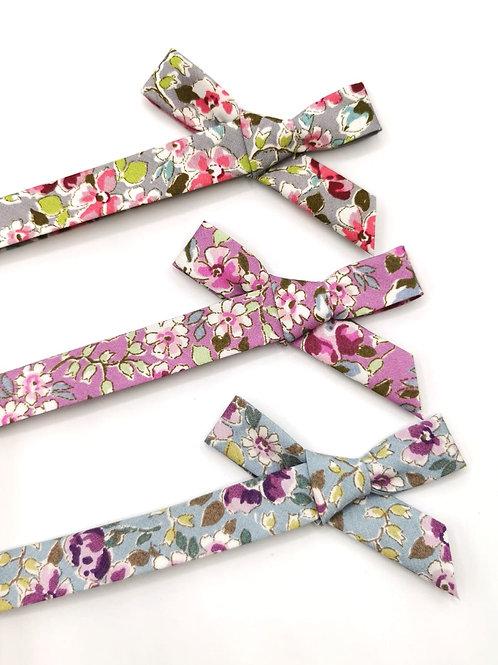Classic Floral Bias Binding (30mm)